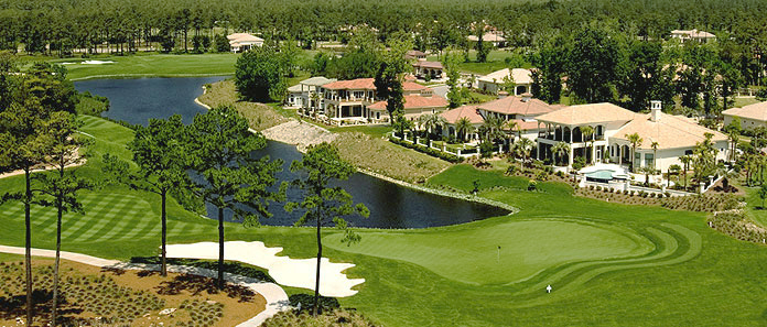 Grande Dunes Real Estate Homes And Homesites Luxurious Golf Courses