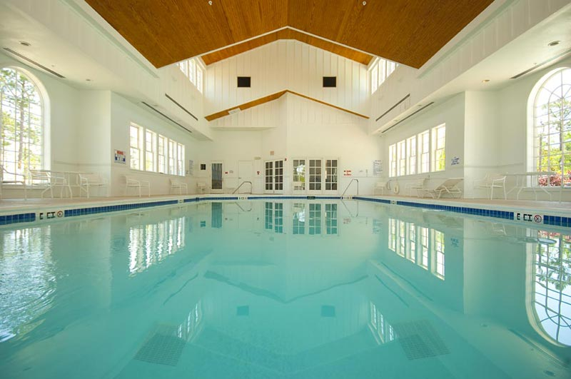 River S Edge Indoor Pool